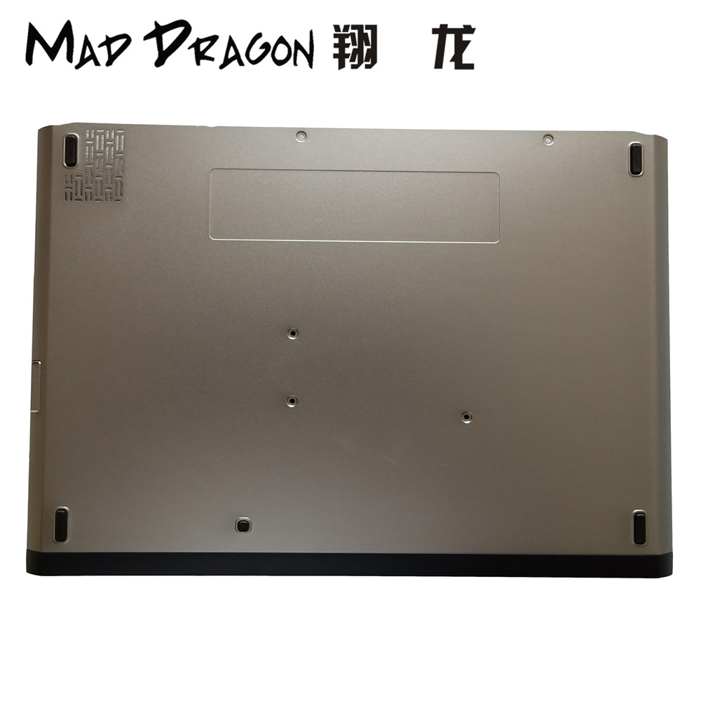 MAD DRAGON Brand Laptop New Access Panel Door Cover Bottom Cover Base Lid Back Shell For Dell Vostro 130 V130 2KMVW 02KMVW new laptop bottom shell case for dell for vostro 3500 v3500 bottom base cover d shell 0j5rpc j5rpc 60 4et03 024