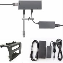 NEW Version Kinect 2.0 Sensor AC Adapter Power Supply for Xbox one S / X / Windows PC , XBOXONE Slim/X Kinect Adaptor + TV Mount