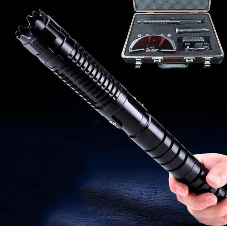 2018 самых сильных 450nm высокое Мощность 8000000 м синий лазерная указка Pen факел регулируемый фокус Мощность ful lazer Ручка 5 шапки сжигать древесину
