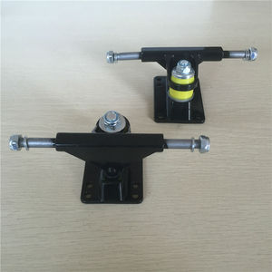 Image 2 - FISHBOARD Parts 3.25 inch peny board Trucks made by Aluminum with many color and good quality Trucks De Skate