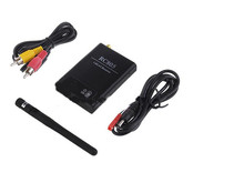 F15985 B TS5828 FPV 5 8Ghz 600mW 32CH Wireless AV Transmitter with RC805 DC12V Dual AV