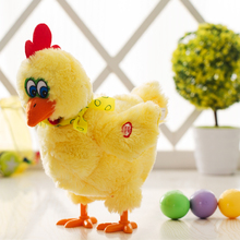 Chicken that will lay eggs Hen laying hens doll font b toy b font Crazy chickens