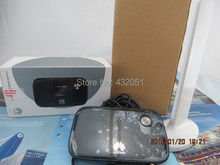 Оригинал разблокировать 150 мбит lte mobile pocket huawei e5776 4g wi-fi маршрутизатор + TS9 Антенна