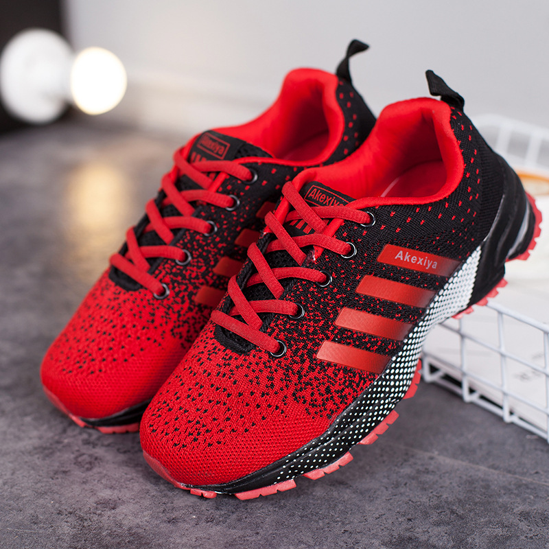 Man running shoes sneakers for men sport shoes zapatillas deportivas hombre cheap free run 2017 Flying line sneaker for womens