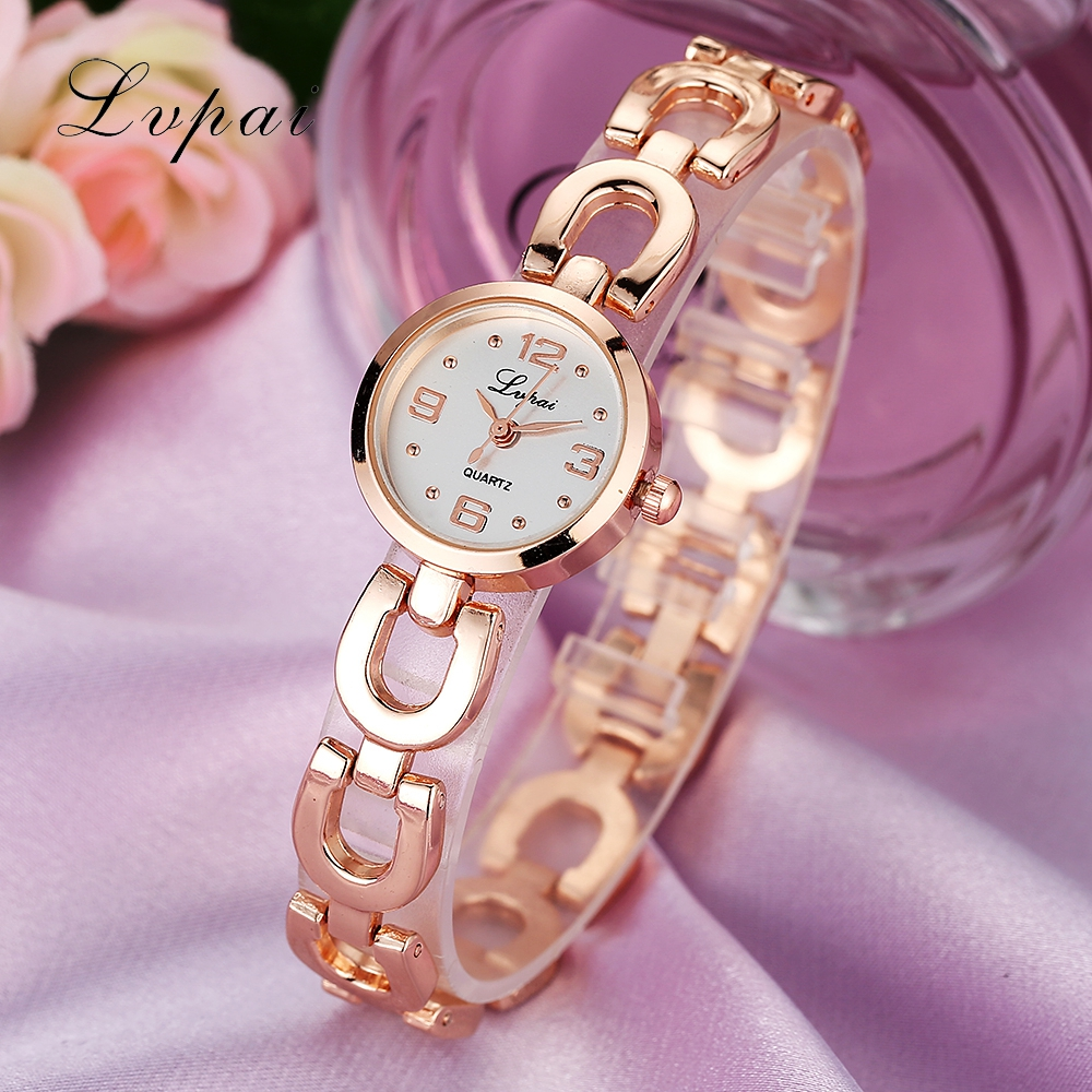 LVPAI New Brand Watches Women Fashion Luxury Watch Women Bracelet Watch Simple Quartz WristWatches Women Dress Watches LP140 artigli свитер