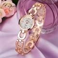 LVPAI новые Брендовые Часы женские модные роскошные часы женские часы-браслет простые кварцевые наручные часы ЖЕНСКИЕ НАРЯДНЫЕ часы LP140 - фото