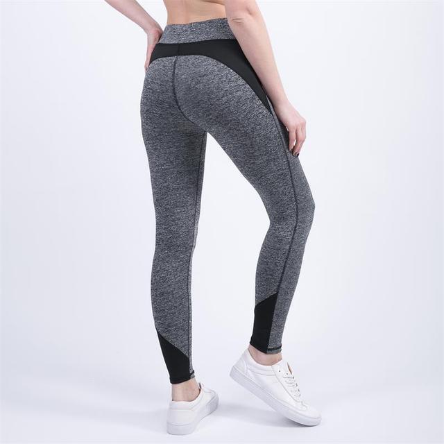 Nessaj Women Leggings For Female High Waist  Fitness Pants Legging Workout Activity Leggings Bodybuilding Clothes Body Shapers
