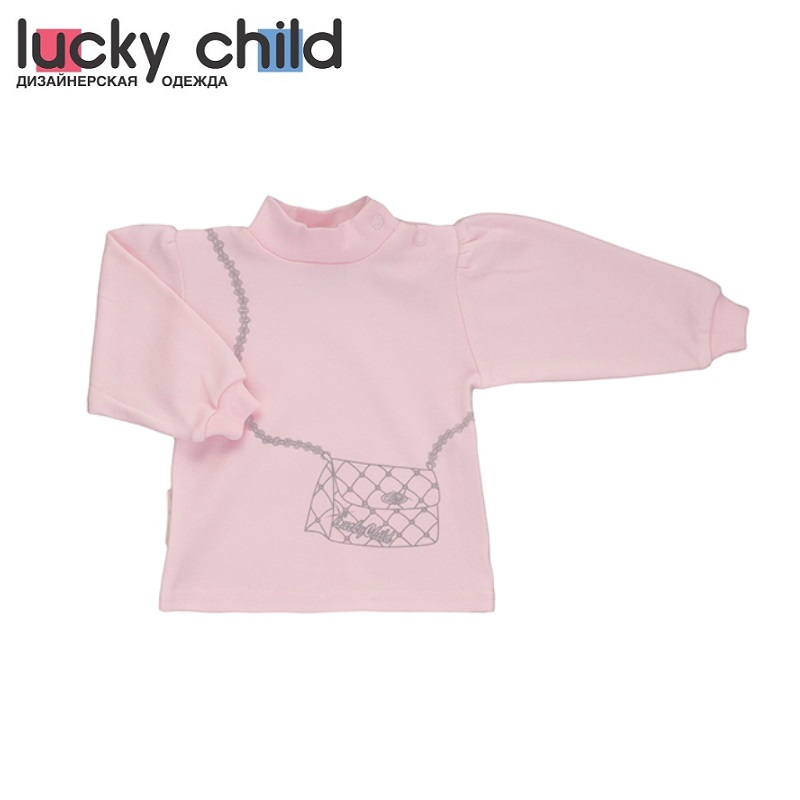 Фото - Hoodies & Sweatshirt Lucky Child for girls 2-23 Lady Kids Baby clothing Children clothes Jersey Blouse contrast lace keyhole back blouse