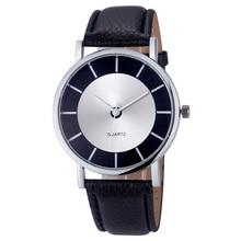 Montres femme Women Fashion Retro Dial Leather Analog Quartz Wrist women watch brand Business Simple Style