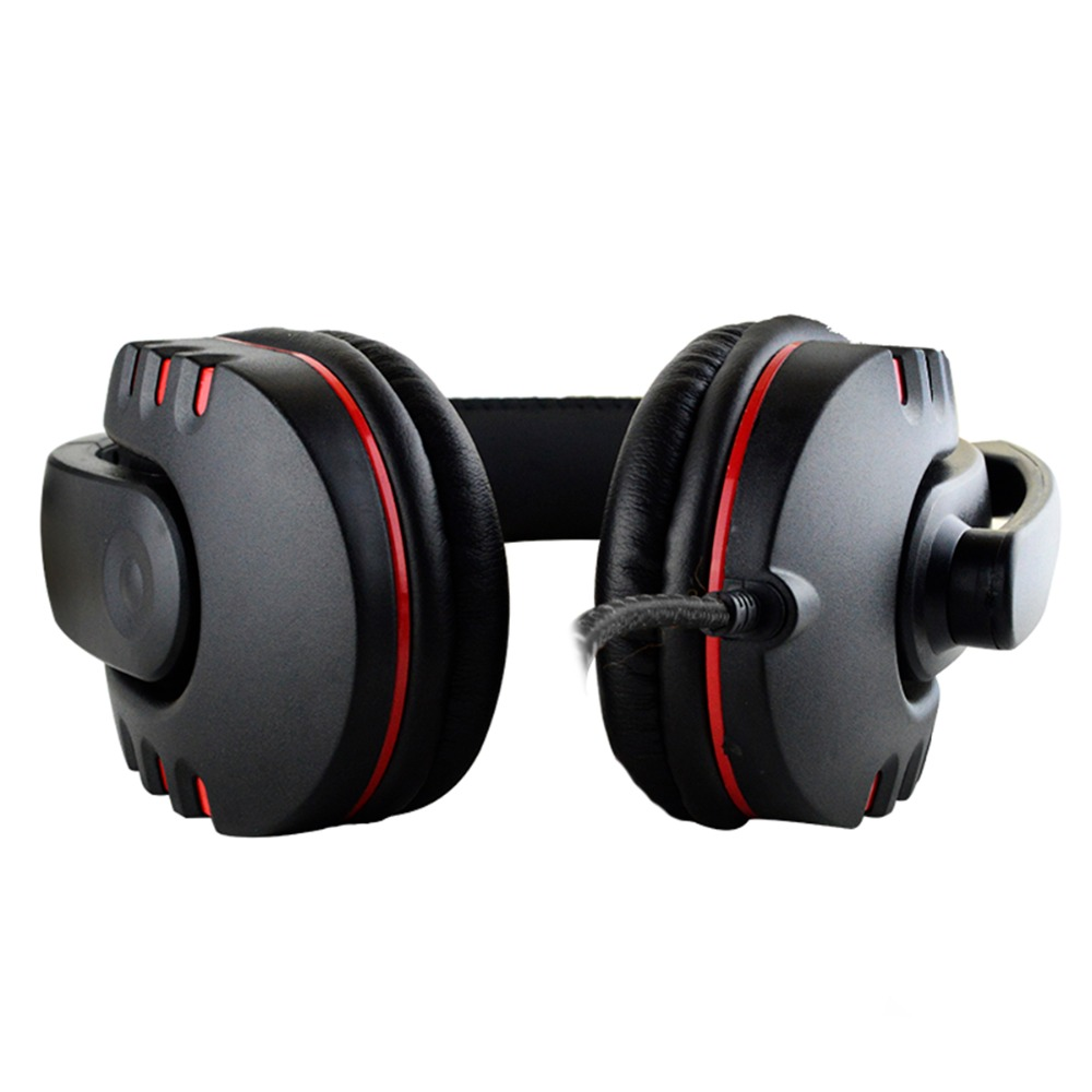 SOONHUA mm Wired Gaming Headset Deep Bass Game Earphone Professional Computer Gamer Headphone With HD