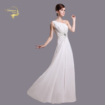 Azul Marino Vestidos De Noche Elegante Vestido Formal Largo