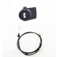 Для автомобиля колпак двигателя крышка ручка переключателя для JAC J3 Tojoy J5 Heyue с серийной съёмкой с съёмной оборкой капюшона ослабление защёлки