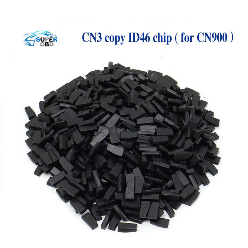 10pcs/lot KEY CHIP CN3 ID46 (Used for CN900 or ND900 device) CHIP TRANSPONDER
