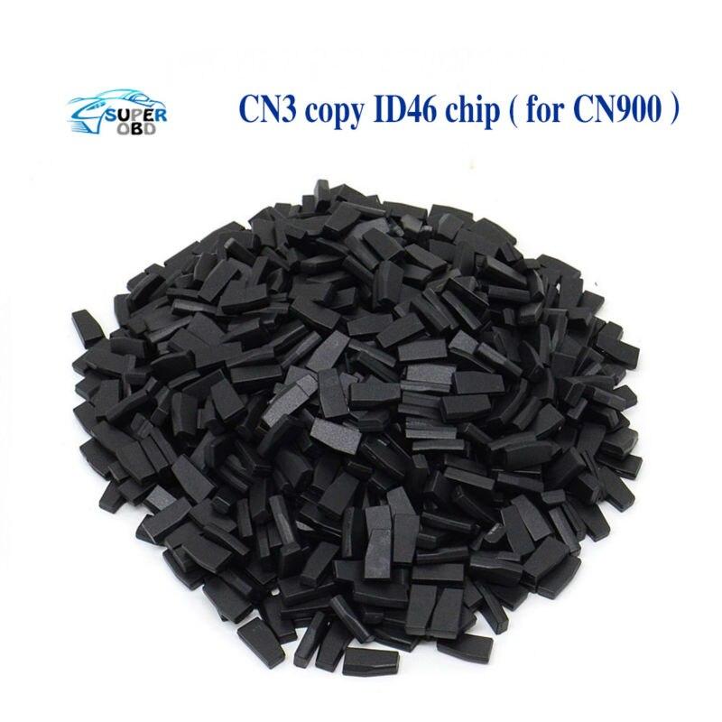 imágenes para 10 unids/lote CLAVE CN3 ID46 CHIP (Utilizado para CN900 o dispositivo ND900) CHIP de TRANSPONDEDOR