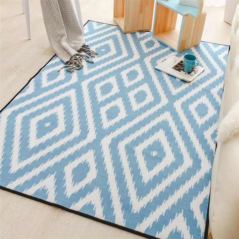 AOVOLL Nylon Material Soft Carpets For Living Room Bedroom Kid Room Rugs Home Carpet Floor Door Mat Fashion Nordic Area Rug Mats