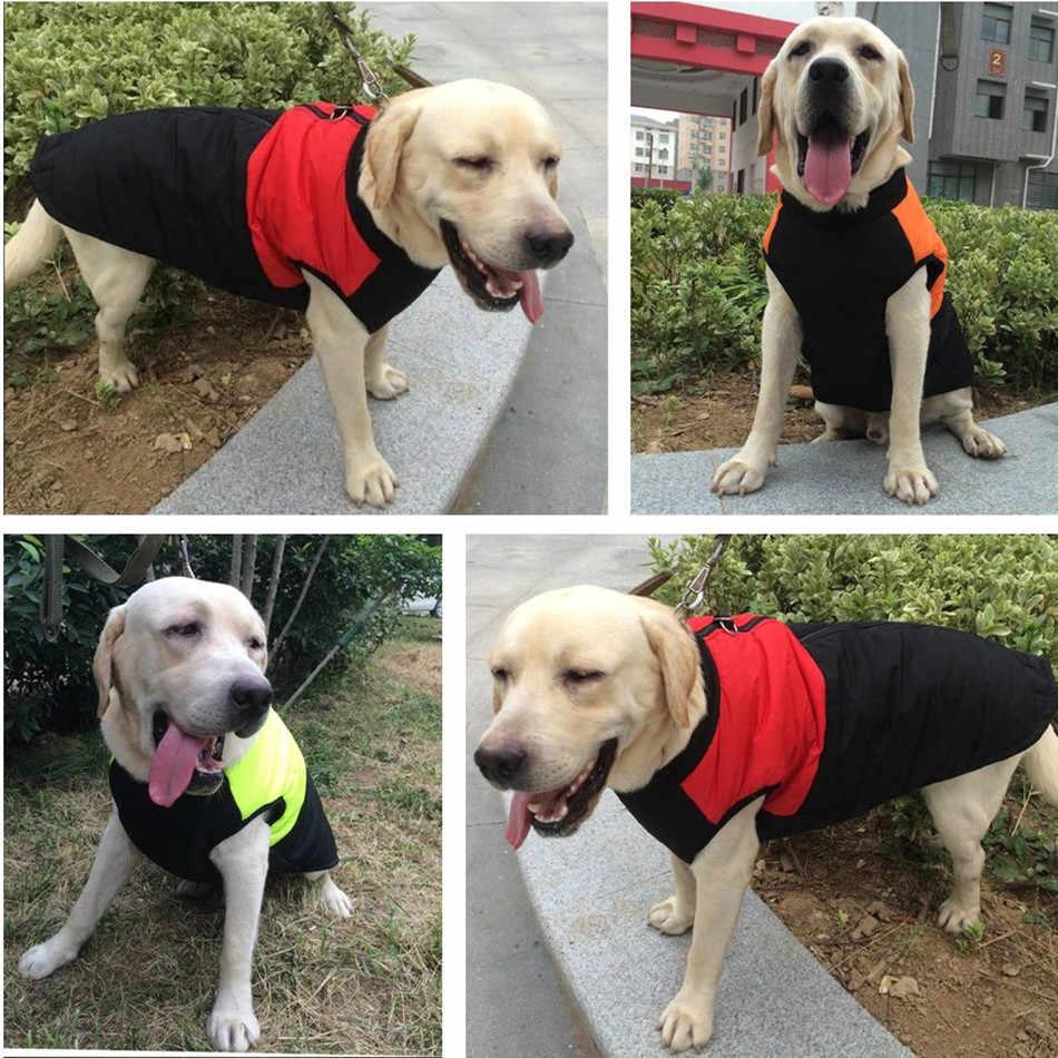 Vêtements pour chiens pour petits chiens hiver chiot Chihuahua Pet chien vêtements imperméable moyen grand chien manteau veste Ropa Para Perros S-5XL