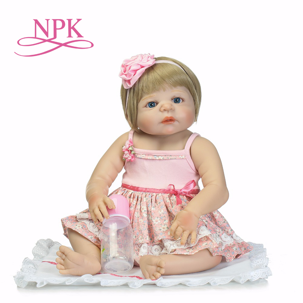 NPK New arrival full body silicoen bebe reborn girl dolls soft silicone vinyl real gentle touch bebe new born real reborn baby npk new arrival full body silicoen bebe reborn girl dolls soft silicone vinyl real gentle touch bebe new born real reborn baby