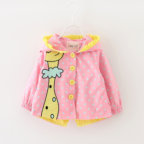 Baby Girl fashion Jacket Kids long Sleeve Shirts Hoodies Children Spring Outerwear Coat for girls babies Cardigan 3T Clearance Lahore