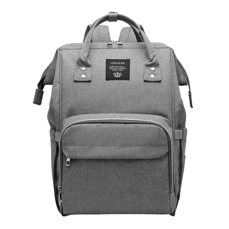HTB1U3HfHKOSBuNjy0Fdq6zDnVXaA LEQUEEN Fashion USB Mummy Maternity Diaper Bag Large Nursing Travel Backpack Designer Stroller Baby Bag Baby Care Nappy Backpack