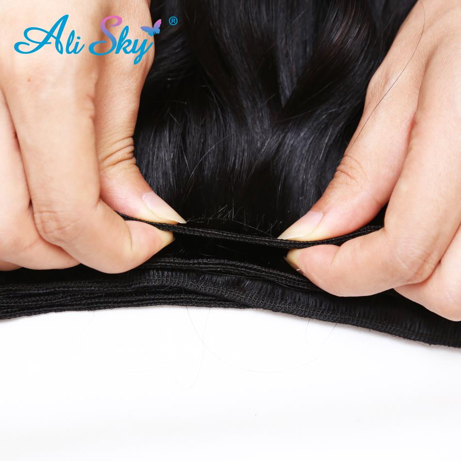 High Quality bundles with frontal