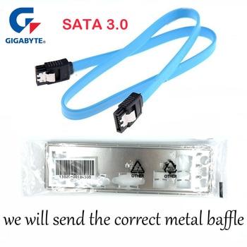 Gigabyte GA-H61M-DS2 100% Placa Base Original LGA 1155 DDR3 16G H61 H61M-DS2 Placa Base De Escritorio SATA II