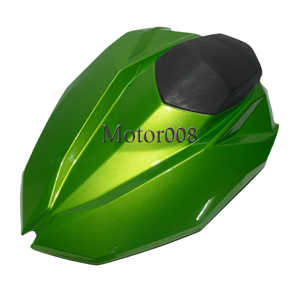 Green Motorcycle Rear Seat Cover Cowl For Kawasaki Z800 Z 800 2012 2013 2014 2015