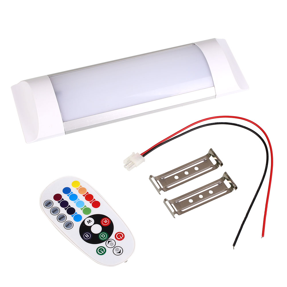 RGB Color Changing LED Light Caravan Motorhome Lighting Lamp with 24-Key Remote dodge caravan iv купить бу