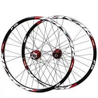 PASAK MTB Mountain Bike Bicycle front 2 rear 4 sealed bearings alloy hub wheels wheelset Rims