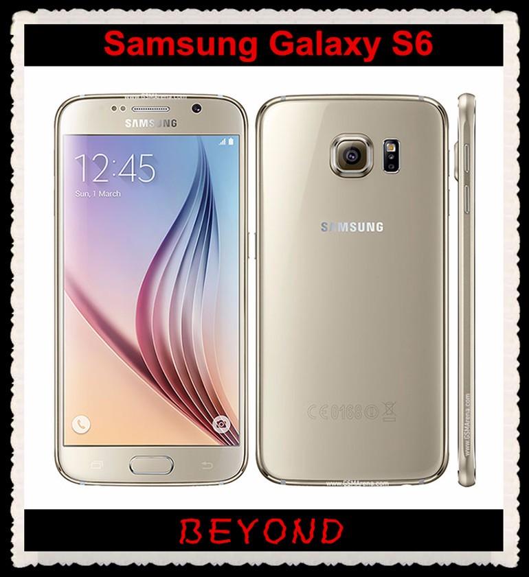 Samsung Galaxy S6 Original Unlocked GSM 4G LTE Android