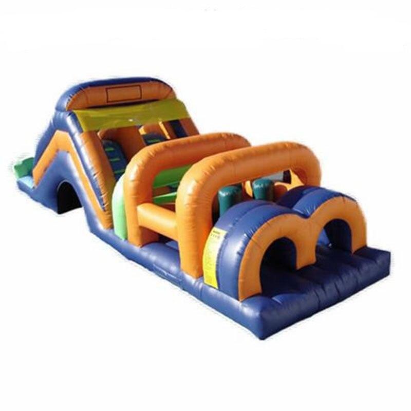 Parcours du combattant gonflable de produit chaud pour le jeu de sport gonflable drôle d'enfant/aire de jeux extérieure gonflable
