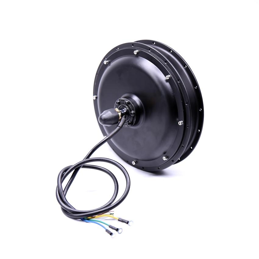 2017 Free shipping 48V1500w rear wheel hub motor for electric font b bike b font kit