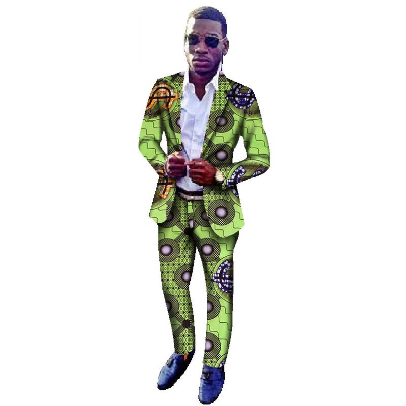 2018-Customized-2-Pieces-Pants-Suits-Traditional-Africa-Style-Suit-Men-Fashion-Party-Suit-Men-Suit(14)
