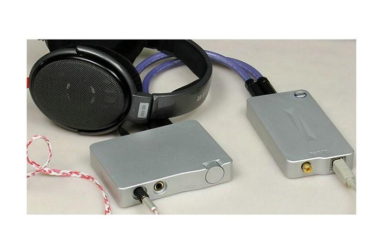 VMV VA2 Audiophile DAC Headphone Amplifier 3