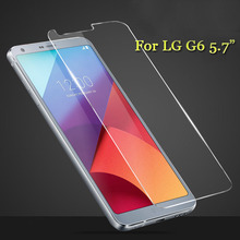 2pcs Screen Protector for Glass LG G6 Tempered 5.7 G 6 sFor LGG6 H870 H873 Anti-scratch Protective Film