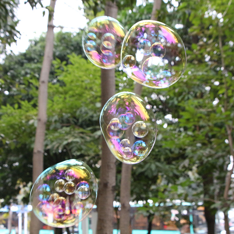 Electric Bubble Gun Toys Bubble Machine Automatic Bubble Outdoor Kids Bubble Blowing Toy Essential In Summer Pool Garden Party