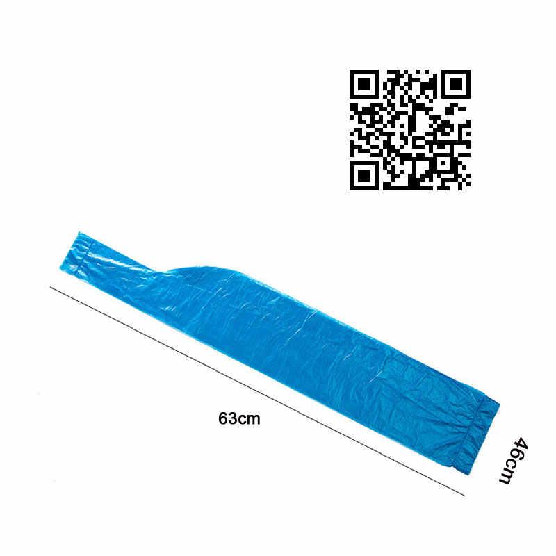 Vanzlife Grote Vuilniszakken Thuis Draagbare Vest Type Vuilniszakken Keuken Kleur Verdikking Kleine Plastic Zakken Fabriek Dispenser