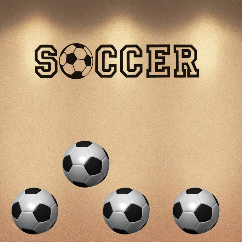 Fine Soccer Wall Decor Component - Wall Art Collections ...
