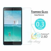clean tools+Tempered Glass for Xiaomi Mi4s 100% New Original Screen Protector Film Phone Case for Xiaomi Mi4s Mi 4s Smartphone
