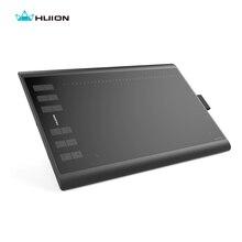Huion New 1060 Plus 8192 레벨 디지털 태블릿 그래픽 드로잉 타블렛 애니메이션 드로잉 보드 펜 타블렛