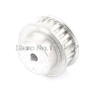 XL XL23T Aluminum 23 Teeth 6mm Bore Timing Pulley for Stepper Motor