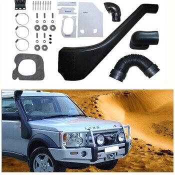 Eksterior Auto Aksesoris Tambahan Asupan Udara Pipa Snorkel Tabung Cocok untuk Discovery 3 Discovery 4 SUV 4X4 Mobil bagian