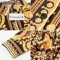 Baroqueness Vintage Gold Dress 4