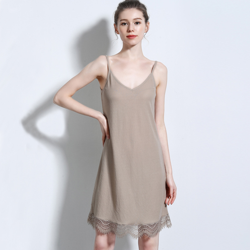 2019 Spaghetti Strap Sleeveless Casual Dress Burgundy Petticoat Fitted Short CARP TALE Dress Women Plain Bodycon Dress in Dresses from Women 39 s Clothing