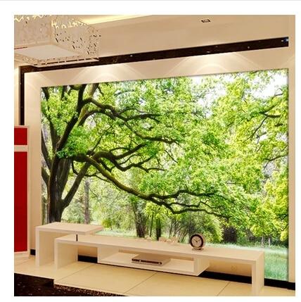 3d wand papier fototapeten schlafzimmer tv hintergrund wand papier ...