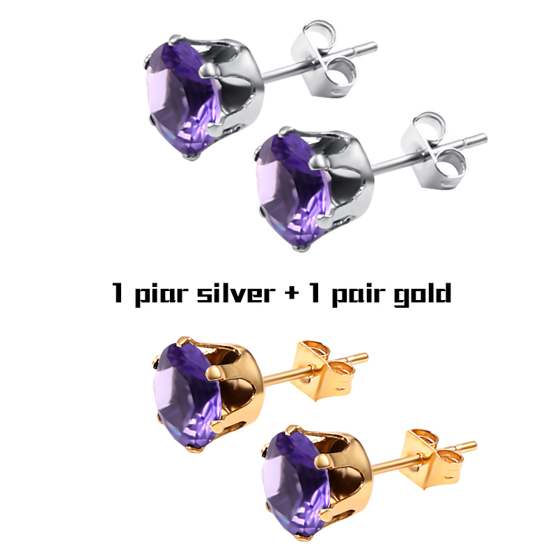 Pair Silver and Gold-12