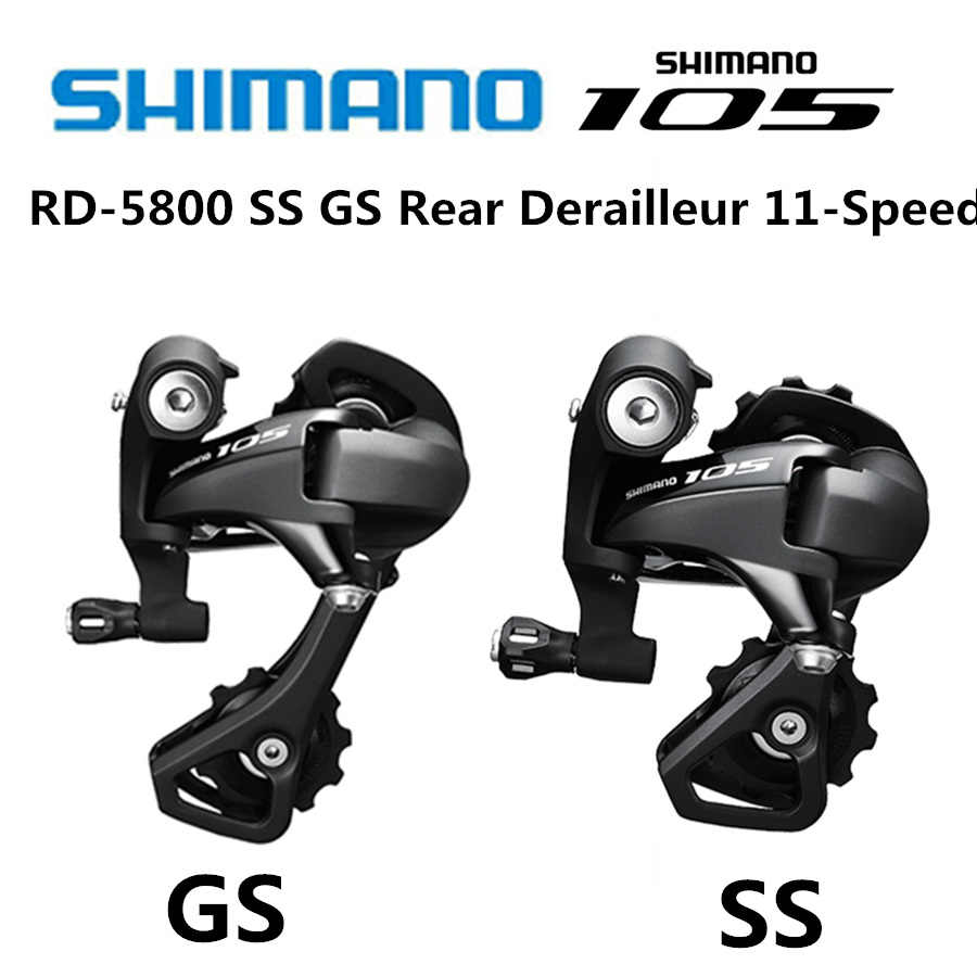 CAMBIO SHIMANO 105 RD-5800-SS 11S SHIMANO