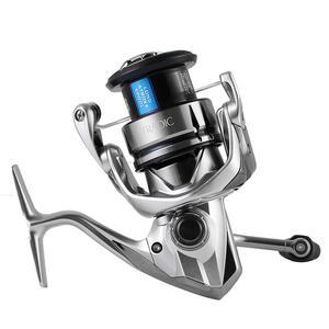 Image 3 - 2019 SHIMANO STRADIC FL 1000 2500 2500HG C3000HG C3000 4000MHG C5000XG mulinello da pesca con Spinning 9KG mulinello da acqua salata X PROTECT HAGANE