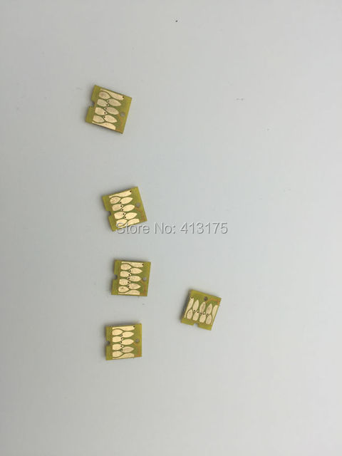 Permanent Auto Reset Maintenance Tank Chips T6193 for Epson Surecolor T3000 T5000 T7000 T3200 T5200 T7200 T3270 T5270 F6070 Office & School Supplies