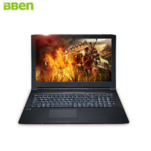 BBen G156M Laptops Windows 10 Intel i5 6300HQ Quad Core GDDR5 NVIDIA 940MX RAM 8G + 128G SSD + 1T HDD ROM Gaming Computer Laptop(China (Mainland))