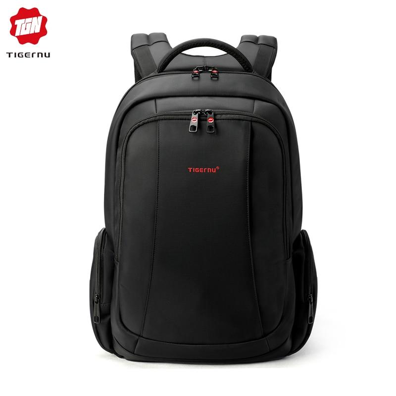 Tigernu Anti Theft Nylon Laptop Men Backpacks Travel Luxury Waterproof Back Pack Male New Women Bagpack